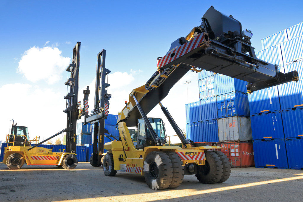Складирование грузов в Эстонии