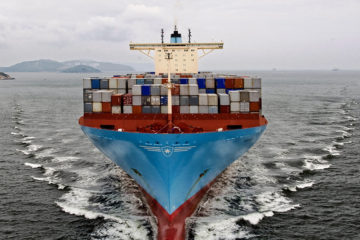 Морские перевозки - Азия