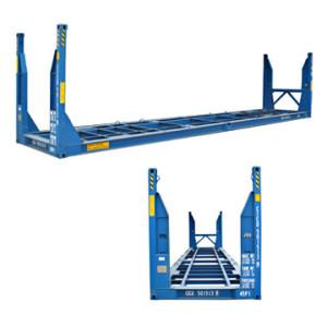 40-ка футовый контейнер платформа