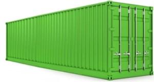 40-ка футовый контейнер увеличенной вместимости (High Cude)