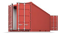 Double Door - DD (Double Door) - контейнеры с двумя дверями с двух сторон для удобства погрузки/разрузки