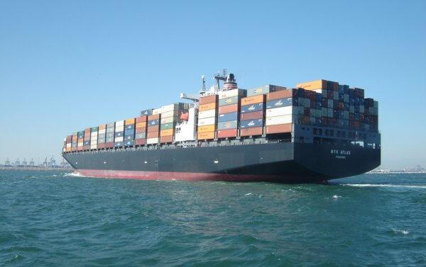 морские контейнерные перевозки из азии