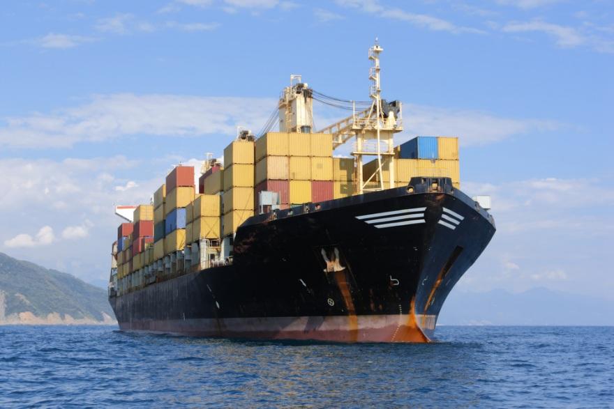 Морские перевозки из азии