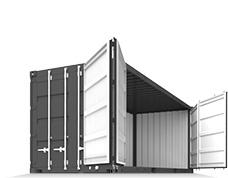 SD (Side Door, Open Side) - контейнеры с одной или двумя боковыми дверями по длинной стороне контейнера