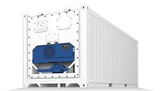 Рефрижераторные и изотермические - Контейнеры для хранения и перевозки скоропортящихся грузов