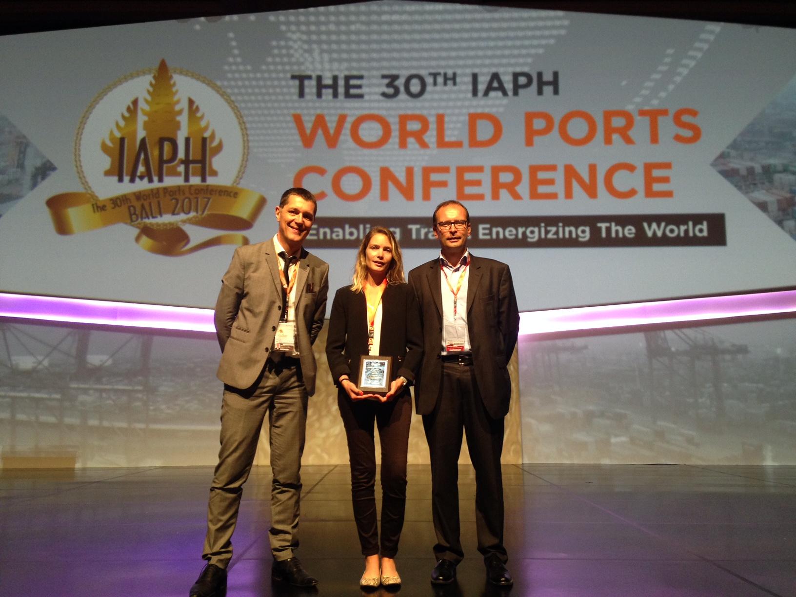 30-я международная конференция портов и гаваней