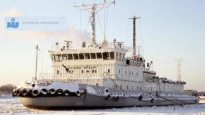 Ледокол смешанного «река-море» плавания типа «Капитан Евдокимов» проекта 1191