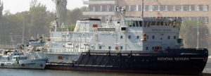 Речной ледокол типа «Капитан Чечкин» проекта 1105