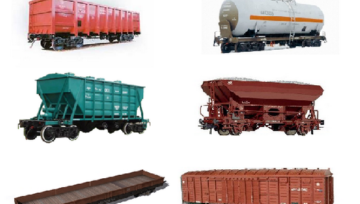 ЖД вагоны грузовые
