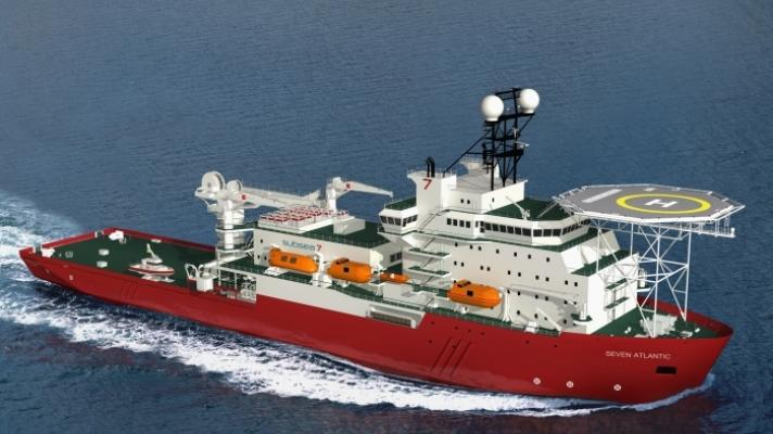 DSV - Diving Support vessel - Судно обеспечения водолазных работ