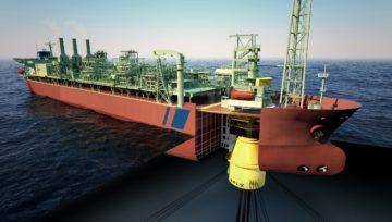 FPSO - плавучие системы добычи нефти