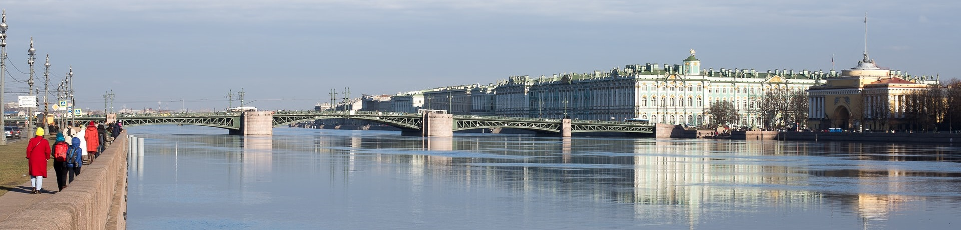 Доставка грузов из Риги в Санкт-Петербург