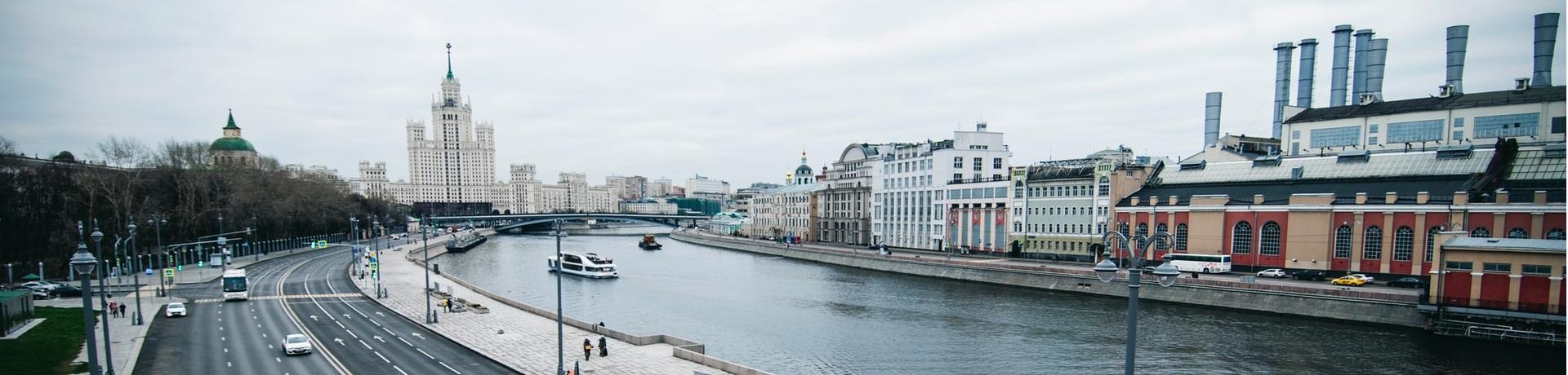 Доставка грузов из Риги в Москву